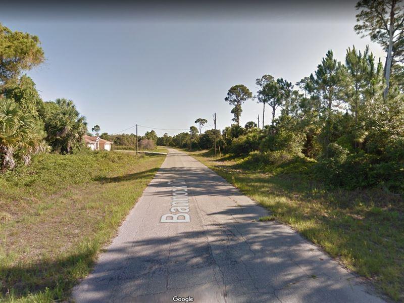 .3 Acres In North Port, FL : North Port : Sarasota County : Florida