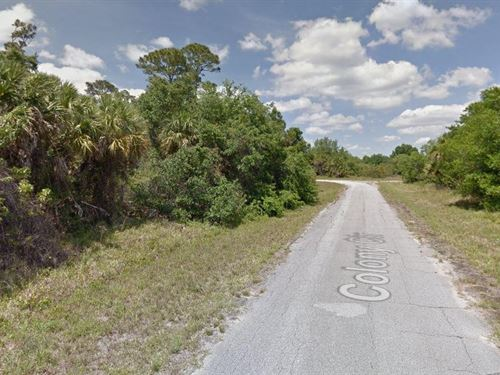 .37 Acres In North Port, FL : North Port : Sarasota County : Florida