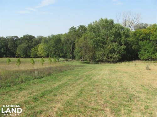 Sarpy County 5 Acre Lot : Bellevue : Sarpy County : Nebraska