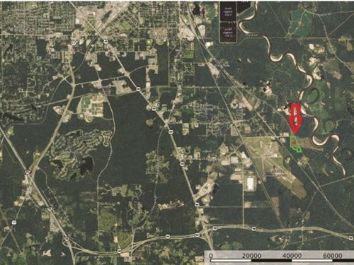 25 Acres Commercial Property For Sa : Hattiesburg : Forrest County : Mississippi