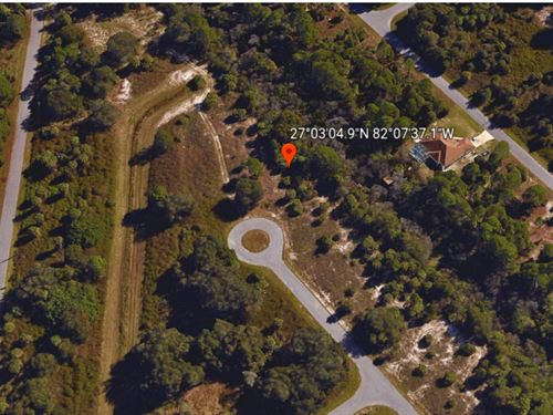 .37 Acres In North Port, FL : North Port : Sarasota County : Florida