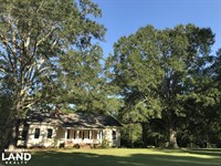 Portland Landing Farm & Trophy Hunt : Minter : Dallas County : Alabama