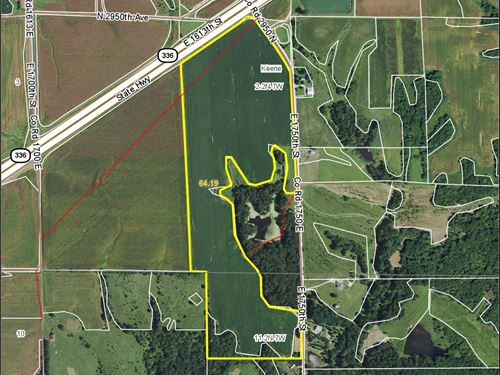 Great Investment Farm : Lorraine : Adams County : Illinois
