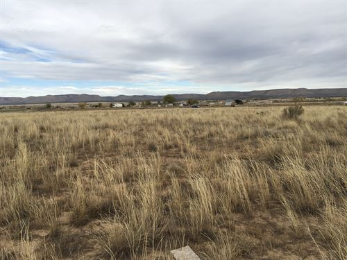 5 Acres With A Working Well : Paulden : Yavapai County : Arizona