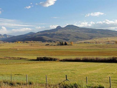 Little Cimarron Valley Ranch : Cimarron : Gunnison County : Colorado