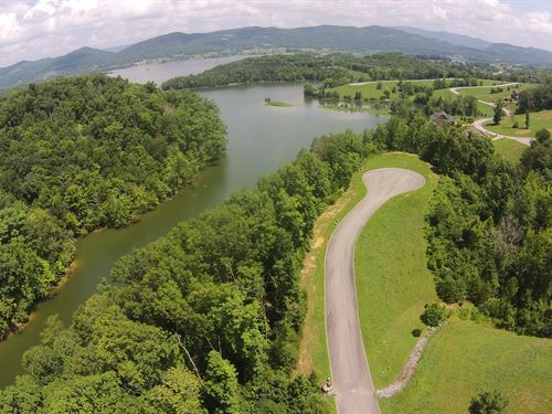 Cherokee Lake Lot : Russellville : Hamblen County : Tennessee