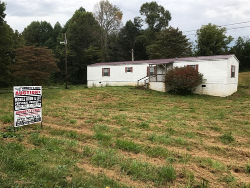 Mobile Home & Lot : Livingston : Overton County : Tennessee