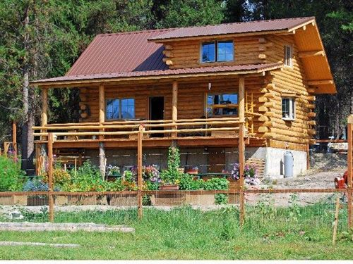 True Yaak Living : Yaak : Lincoln County : Montana