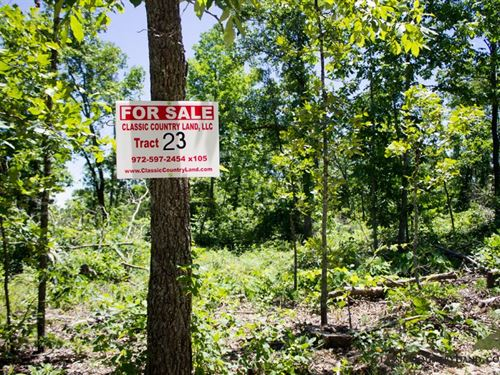Timber Crossing Tract 23 : Drury : Douglas County : Missouri