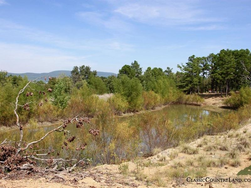 Lakeview Private Reserve Tract 10 : Clayton : Pushmataha County : Oklahoma