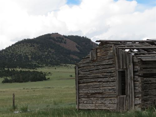 The Historic Wilson Ranch : Maxwell : Colfax County : New Mexico