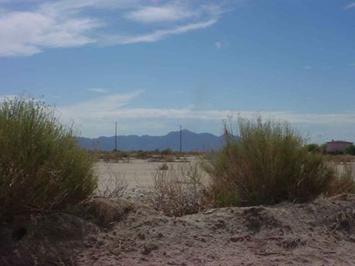 The Great Wide Open Space : Eloy : Pinal County : Arizona