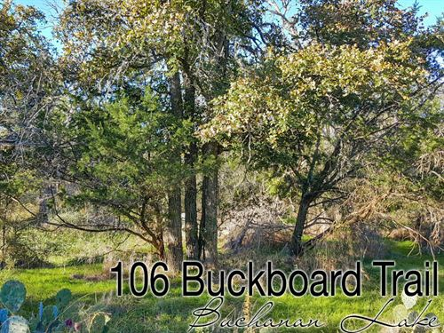 .70 Acres In Burnet County : Burnet : Texas