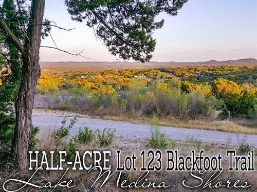.51 Acres In Bandera County : Bandera : Texas