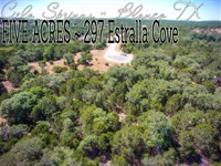 5.07 Acres In Blanco County : Blanco : Blanco County : Texas