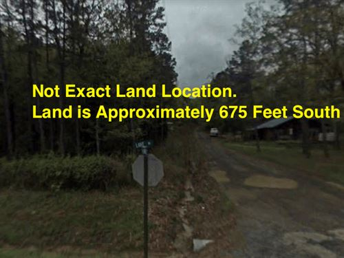 .36 Acres- Bee Branch, Ar 72013 : Bee Branch : Phillips County : Arkansas