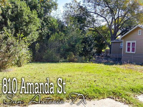 .12 Acres In Bexar County : San Antonio : Bexar County : Texas