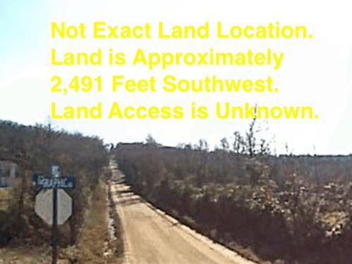 .37 Acres- Warren, Ar 71671 : Mountainburg : Crawford County : Arkansas