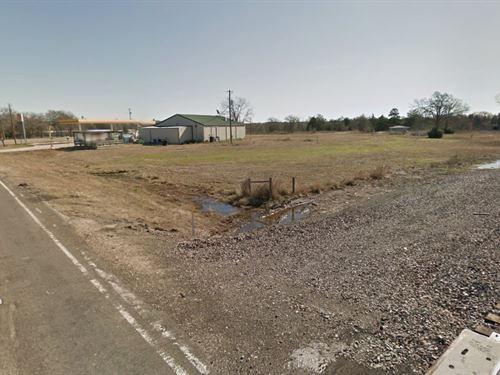 Washington County, Tx $5,000 Neg : Brenham : Washington County : Texas