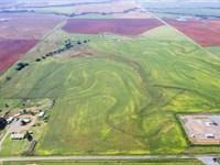2 Farms Cropland Pasture Homesites : Bessie : Washita County : Oklahoma