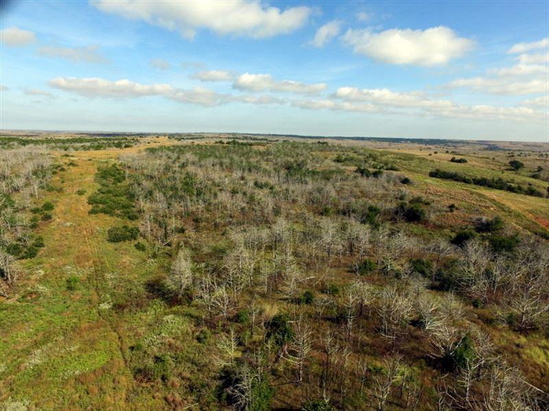 10/24 Auction 160 Acres Of Pasture : Taloga : Dewey County : Oklahoma