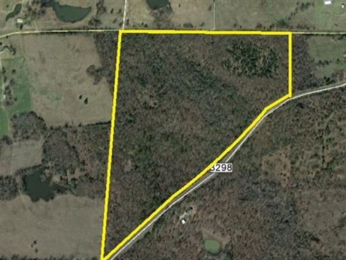 Lots Of Land : Powderly : Lamar County : Texas