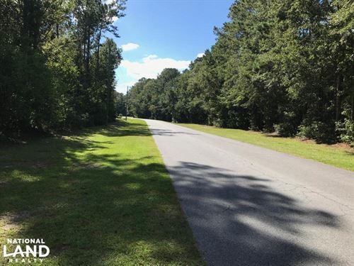 Buckhead Homesite Richmond Hill : Richmond Hill : Bryan County : Georgia