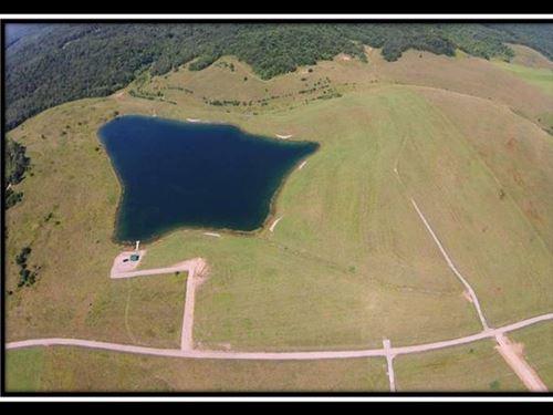 Hidden Lake With Views : Vinton : Gallia County : Ohio