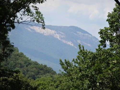 40.01 Acres Secluded Ridge Top : Pickens : South Carolina