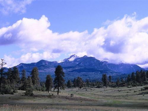 Reserve At Pagosa Peak, Lot 58 : Lake City : Archuleta County : Colorado