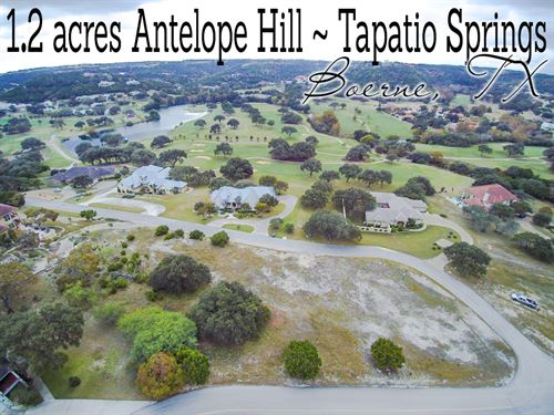 1.22 Acres In Kendall County : Boerne : Kendall County : Texas