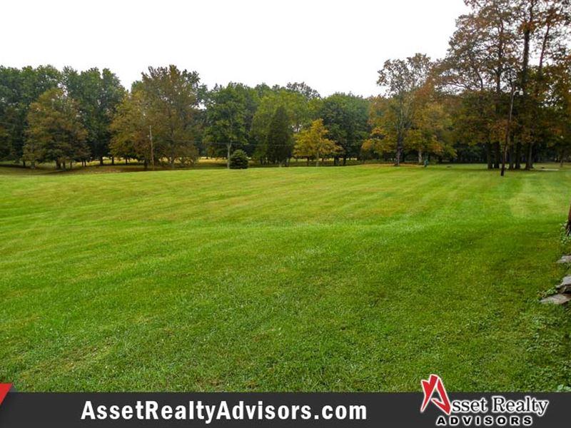 259 Acres Farm Land : Williamsburg : Clermont County : Ohio