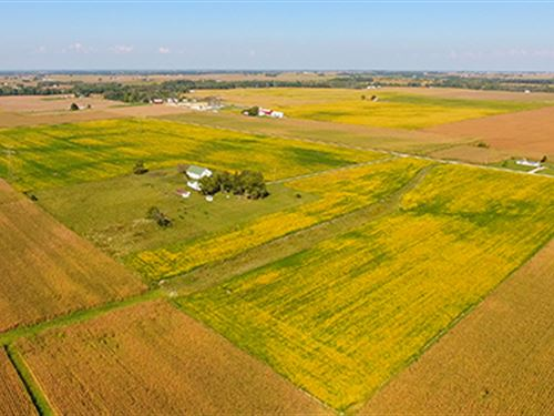 Prime Land Auction - Indiana & Ohio : Liberty : Union County : Indiana