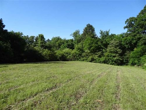 5.1 Acre Home Site w/ Utilities : Bigelow : Perry County : Arkansas