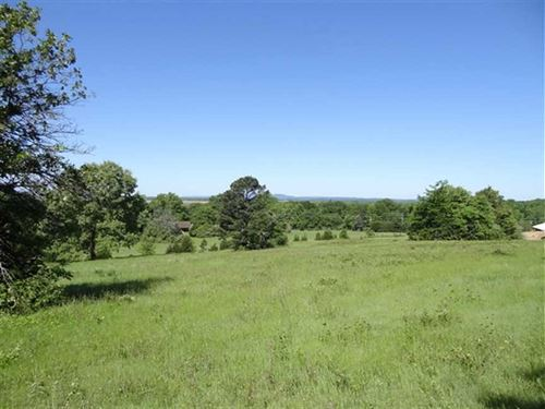 5.3 Acre Home Site w/ Great Vi : Bigelow : Perry County : Arkansas