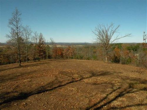 3 Acre Home Site w/ Great Views : Bigelow : Perry County : Arkansas