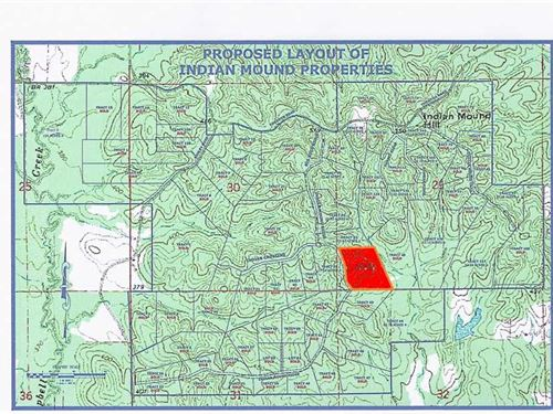 24.20 Acres, Tract 31, Hunting : Brandon : Rankin County : Mississippi