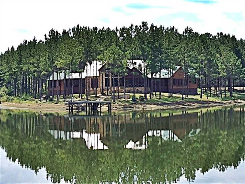 410 Acres, Arrowhead Farm, One : Poplarville : Pearl River County : Mississippi