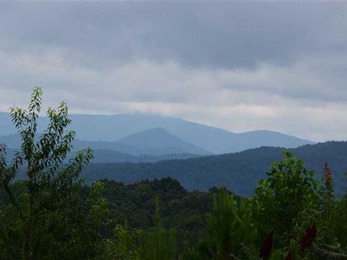 Price Drop, Mountaintop With Poten : Ellijay : Gilmer County : Georgia