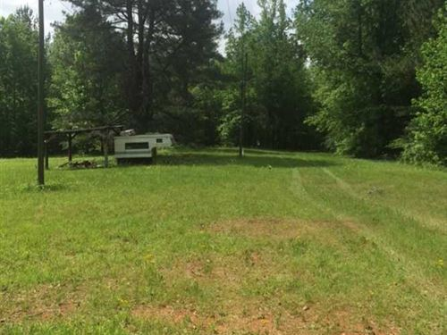 Just Reduced Nice Hunting Tract : Barnesville : Lamar County : Georgia
