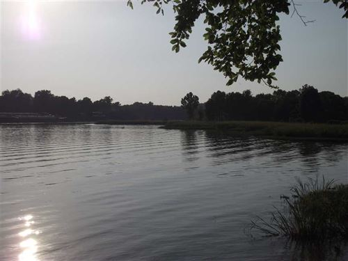 Waterfront Property For Sale in Bl : Akron : Hale County : Alabama