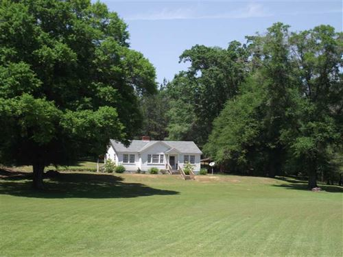 Home And 10 Acres on Highway 1 : Marion : Perry County : Alabama
