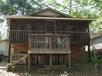 Waterfront Home With 2 Lots, Brush : Akron : Hale County : Alabama
