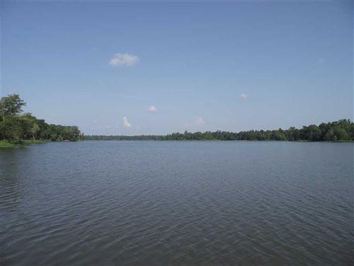 Waterfront Lot in Black Warrior Ba : Akron : Hale County : Alabama