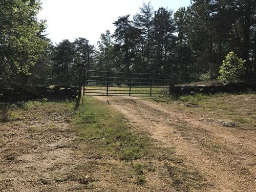12.56 Acres in Cleburne Co., AL at : Piedmont : Cleburne County : Alabama