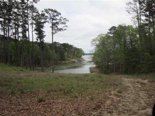 Lot 11 Cypress Cove Drive-Waterfro : Eufaula : Barbour County : Alabama