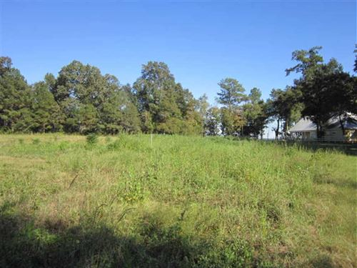 Vacant Waterfront Lot in Henry Cou : Abbeville : Henry County : Alabama