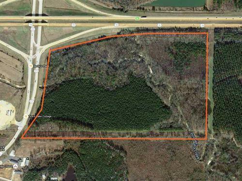 70.9 Acres Hwy 371 Mooreville : Mooreville : Lee County : Mississippi