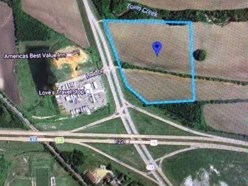 32 Acres Hwy 178 Belden : Belden : Lee County : Mississippi