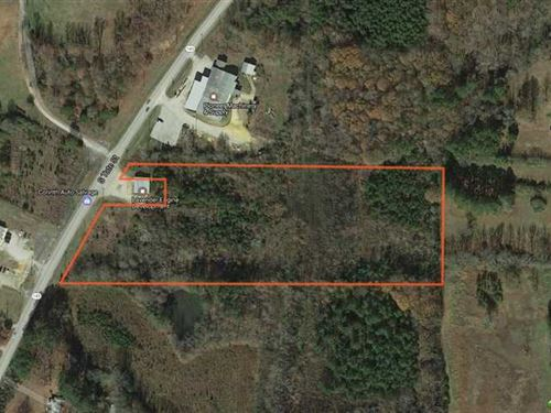 10.31 Acres S. Tate St Corinth, MS : Corinth : Alcorn County : Mississippi